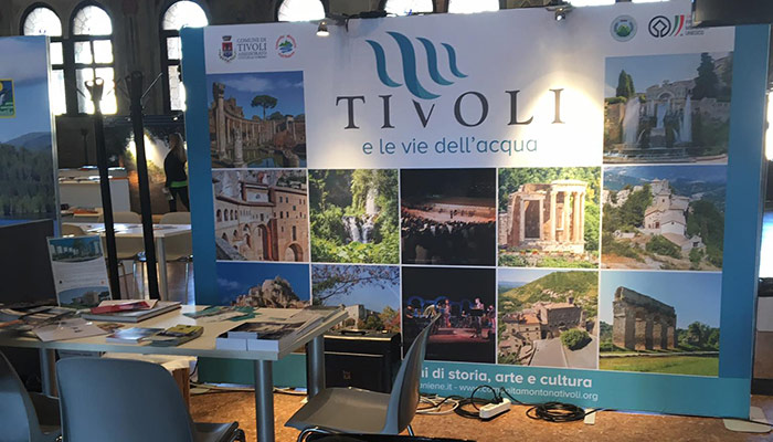 Tivoli al Salone Internazionale svizzero delle Vacanze