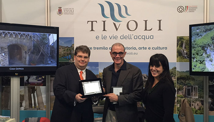 A Tivoli uno degli Swiss Tourism Awards 2016