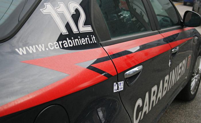 Carabinieri operazione servizi di controllo del territorio