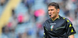 Fabrizio Pasqua arbitro di Tivoli che il prossimo anno arbitrerà partite di serie A
