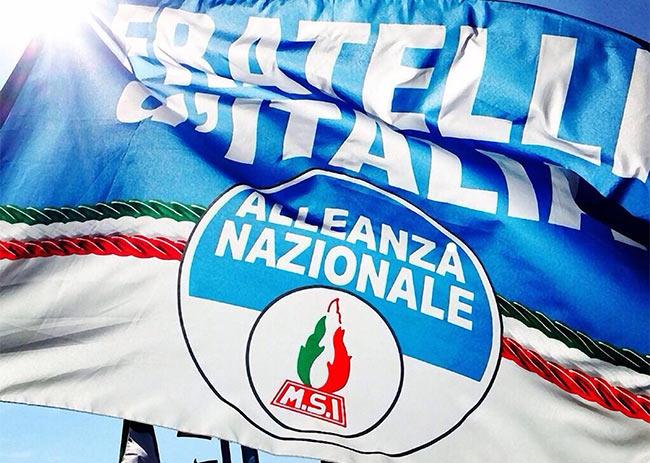 Fratelli d'Italia - AN a Tivoli contro lo jus soli