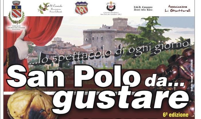 San Polo da Gustare, domenica la 6° edizione