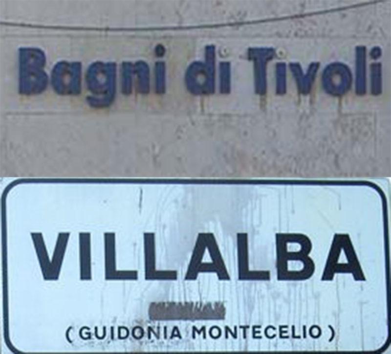 Tivoli Terme e Villalba di Guidonia: prove tecniche di fusione -