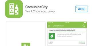 ComunicaCity a Tivoli, l'app per smartphone e tablet
