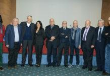 Melchiorre Barelli e la sua squadra, foto Cr Lazio