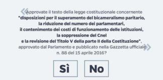 Il NO vince anche a Tivoli e Guidonia Montecelio superando il 60%