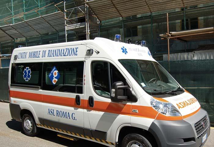 """Telerefertazione nelle ambulanze del Lazio, novità """"salva vita"""""""