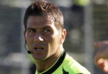 Un arbitro di Tivoli in Serie A, Fabrizio Pasqua dirigerà Udinese Bologna