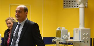 Nicola Zingaretti. Dalla Regione assunzioni nella sanità pubblica