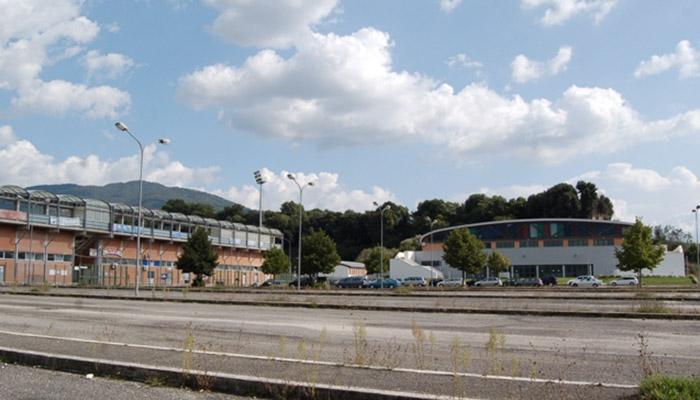 Impianti sportivi di Tivoli, lo stadio Olindo Galli ed il palazzetto Paolo Tosto