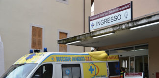 Incidente al pronto soccorso di Tivoli