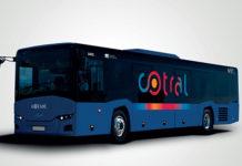 Nuovi autobus Cotral a Tivoli