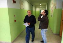 Ordinanza scuole chiuse controlli dei tecnici. Foto di repertorio