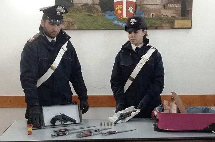 Armi a Santa Lucia di Fonte Nuova