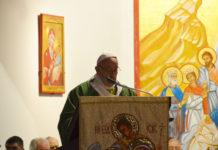 Visita del Papa a Setteville - Guidonia - Roma