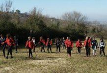 Campionato italiano di nordic walking a Tivoli
