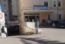 Sanità al collasso, manifestazione davanti l'ospedale di Tivoli Sala Cinema all'ospedale di Tivoli