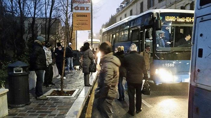 Sciopero mezzi pubblici Atac Roma 22 febbraio 2017: orari stop trasporti