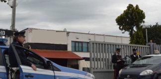 Polizia e Carabinieri di Tivoli