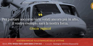 Incidente elicottero Campo Felice