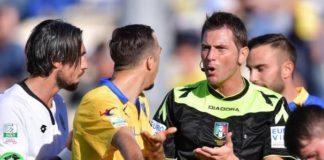 Arbitro di Tivoli in Serie A, Fabrizio Pasqua