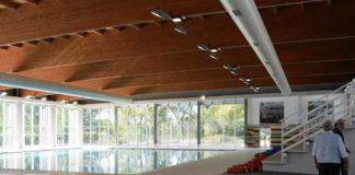 Città dello sport di Tivoli, la piscinaCittà dello sport di Tivoli, la piscina
