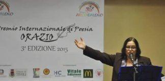 Premio di poesia Orazio a Tivoli Terme, edizione 2015
