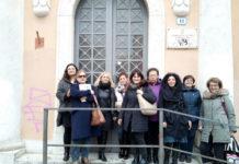 Violenza sulle donne a Tivoli, l'assessore Cappelli e le responsabili delle associazioni del centro di ascolto