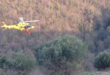 Incidente su monte Gennaro