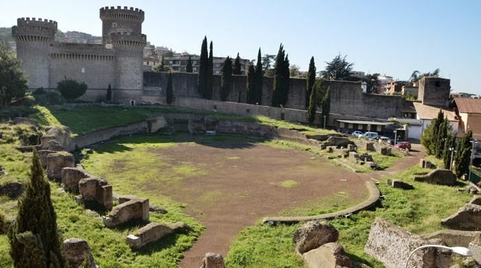 Primo maggio a Tivoli, protagonista l'Anfiteatro di Bleso