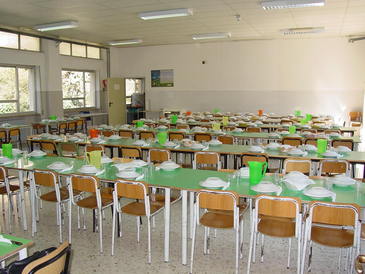 Tariffe mensa scolastica a Guidonia