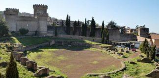 Rocca Pia e Anifeatro di Bleso