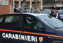 Arresti dei carabinieri di Tivoli