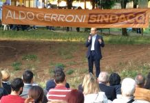 Emergenza rifiuti a Guidonia Montecelio, Aldo Cerroni
