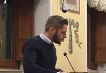 No alla discarica di San Vittorino, Alessandro Petrini