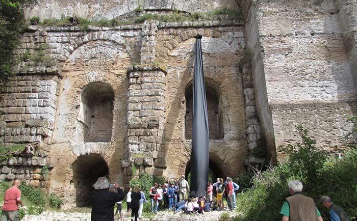Aree archeologiche a rischio, Ponte Lupo