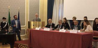 Convitto Nazionale di Tivoli, incontro procuratore nazionale antimafia Roberti
