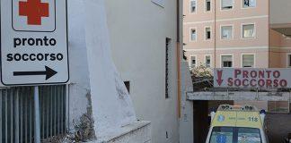 Incidente sulla Tiburtina, pronto soccorso di Tivoli