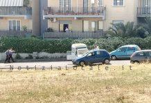 Poliziotto spara a rapinatori a Collefiorito di Guidonia