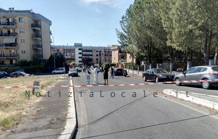 Guidonia. Poliziotto libero dal servizio uccide un ladro italiano
