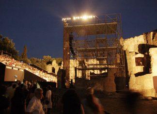 Festival a Tivoli, dentro la splendida cornice di Villa Adriana