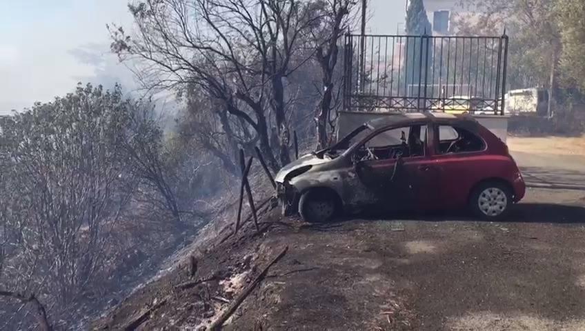 Incendio a Tivoli la conta dei danni