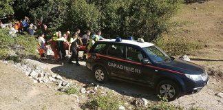 Incidente sui Monti Lucretili