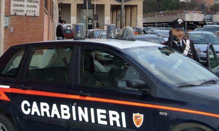 Piromane arrestato a Tivoli dai carabinieri