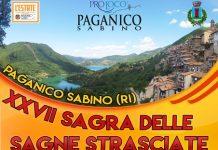 Sagge strasciate a Paganico Sabino