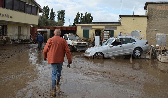 Alluvione a Villa Adriana, in arrivo aiuti dalla Regione