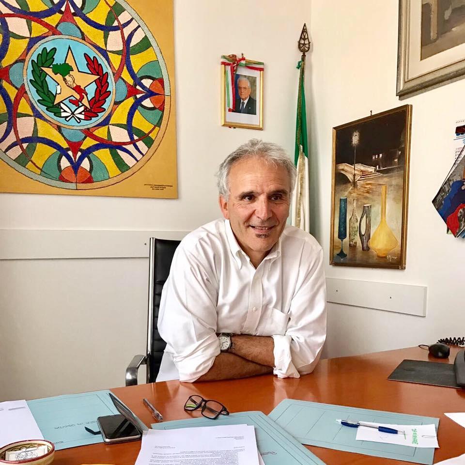 Incendio Capena - Lettera del sindaco Barbetti