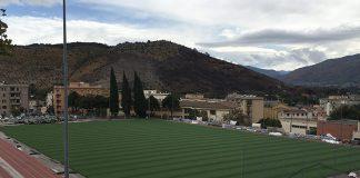 Impianti sportivi di Tivoli, Campo Ripoli