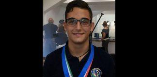 Carmine Formichella, già Campione italiano carabina 10 metri aria compressa