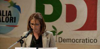 Manuela Chioccia, capogruppo PD